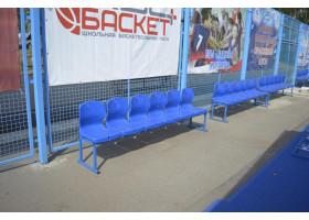 Кованые спортивные сиденья для трибун