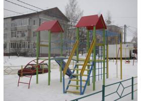 Кованый детский городок №2