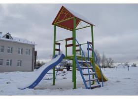 Кованый детский городок №4