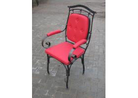 Кованое кресло №2 Алый парус