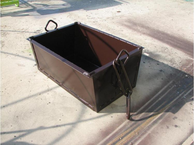 Ящик для раствора №1 кованая
