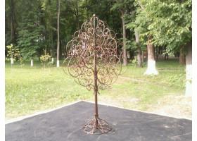 кованный  Дерево №1