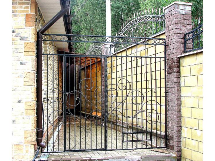 Забор №8, Узорчатый